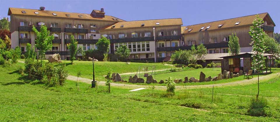 hotel am pfahl viechtach